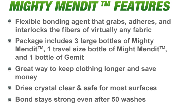Mighty Mendit Special Limited Time Offer